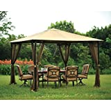 Living Accents 10ft x 10ft Gazebo Netting (gazebo sold separately)