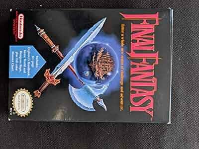 Amazon.com: Final Fantasy: Video Games