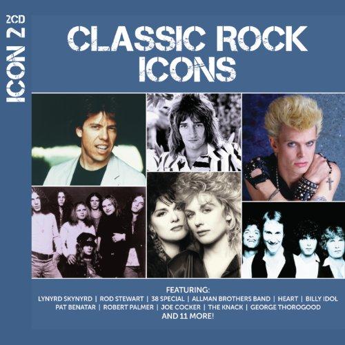 ICON Classic Rock 2 CD