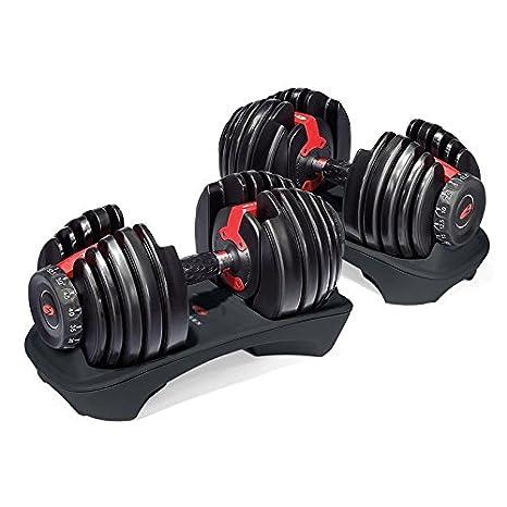 Bowflex 552i (2 Single Boxes), Manillar Ajustable Unisex - Adulto, Negro, L: Amazon.es: Deportes y aire libre
