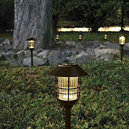Costco 8 Pack Solar Lights