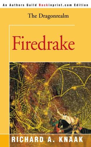 """""""Firedrake (Dragonrealm)"""" av Richard Knaak"""