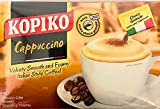 Kopiko Cappuccino Instant Coffee with Choco Granule