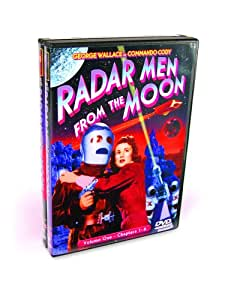 Radar Men From The Moon : Vol. 1 & 2 (Two-Disc Edition)