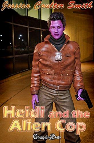 Heidi and the Alien Cop (Intergalactic Brides 12)