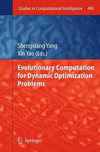 Evolutionary Computation for Dynamic Optimization Problems (Studies in Computational Intelligence)