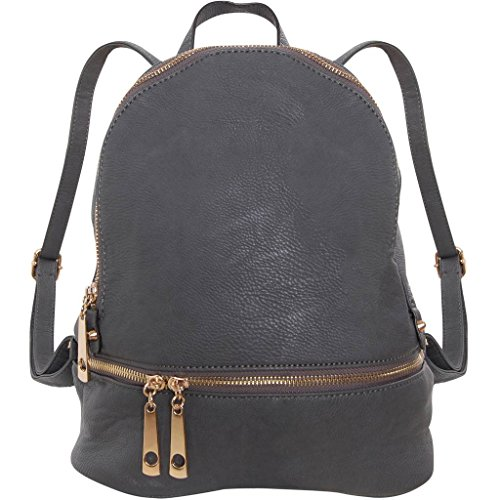 Leather Backpack Handbags - 1