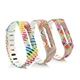CUMILO Colorful Replacement Bands Strap Fitbit One Accessories(No Tracker)