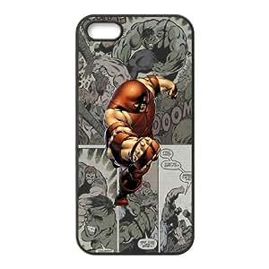 iPhone 4 4s Cell Phone Case Black Jagernaut Comics OJ621928