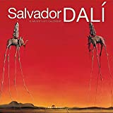 Self-proclaimed genius, self-promoter extraordinaire and artistic visionary-these just begin to define the Catalan painter Salvador Dali (1904-1989) as Salvador Dali 2017 Wall Calendar features some of his brilliant works. Along with his fellow count...