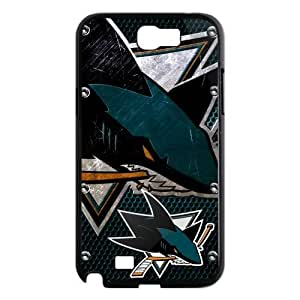New Gift San Jose Sharks Durable Case for Samsung Galaxy Note 2 Snap On