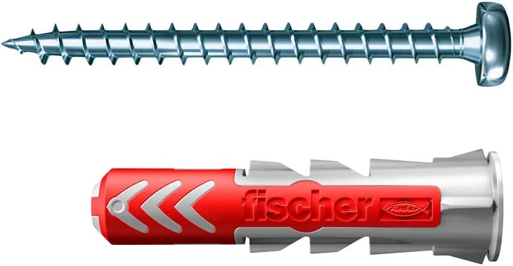 538260 Fischer Duo Power Universal Wall Anchor with Screw