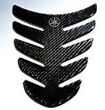 Carbon Fiber Motorcycle Tank Protector Pad for Yamaha