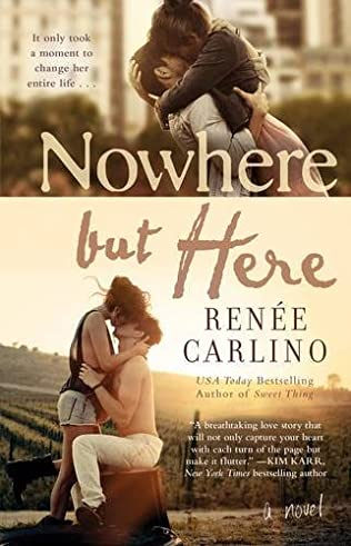 book cover of Nowhere but Here
