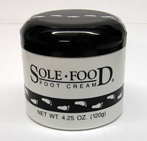 Sole Food Lot of 6 Jars by Forbess