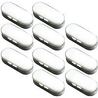 Switty Conectores de cadena de plástico para persianas