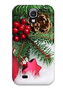 Galaxy Cover Case - Closed For Christmas And New Year Protective Case Compatibel With Galaxy S4