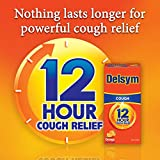 Delsym 12 Hour Cough Relief Liquid- Day Or