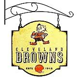 Winning Streak NFL Cleveland Browns Tavern Sign