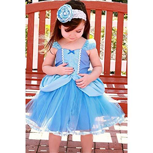 3dedab6848419 こども用 プリンセスドレス ベビー キッズ コスチューム ラプンツェル シンデレラ アリエル ワンピース ハロウィン クリスマス コスプレ衣装 (