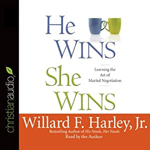He Wins, She Wins Audiobook