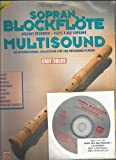 img - for Soprano Recorder Multisound- vol. 1 book / textbook / text book
