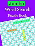 Jumbo Word Search Puzzle Book: Word Search for Adults 200 Easy Large Print Word Find Puzzles for Adults