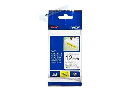 2x Extra kompatible Schriftbänder für Brother PTouch-D-400-VP TZE233 Beschr Eco