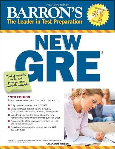 Books pdf gre revised