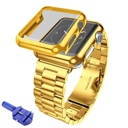 autumnfall-stainless-steel-bracelet-strap-band-cover-case-for-apple-watch-series-2-42mm-gold
