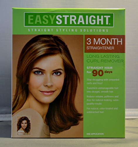 Easy Straight Straight Styling Solutions 3 Month Straightener by Easystraight Easy Straight Straight Styling Solutions