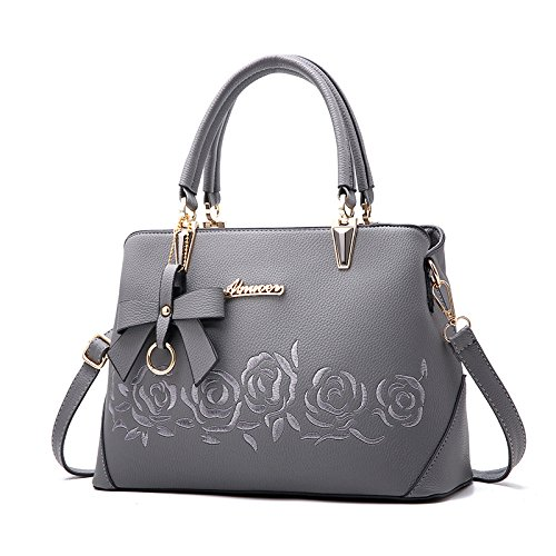 United De And Shoulder Ulzzang Prusia Europe Bag Tide azul The States Messenger 2018 Trend Fashion Ladies Handbags Oscuro hlh Gris Female qtwWXa