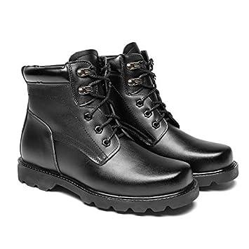 Bottes homme WZG en d'hiver chaud rembourré coton hommes chaussures qRggvxd