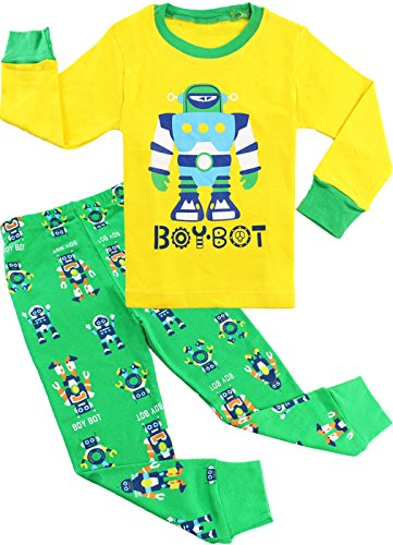 Babyroom pajamas cotton toddler clothes product image