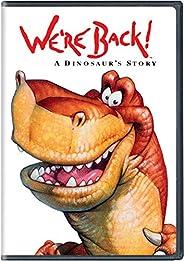 We're Back! A Dinosaur'