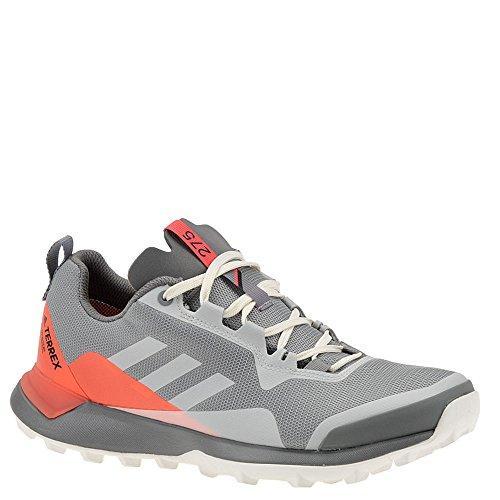 Adidas Outdoor Mujeres Terrex Cmtk Gtx Gris Tres / Tiza Blanco / Coral Easy 6.5 B Us