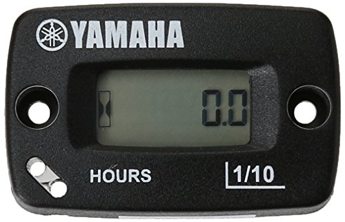 Yamaha ENG-HOURS-00-00 Automatic Standard Hour Meter for Yamaha Grizzly 300 by Yamaha (Image #3)