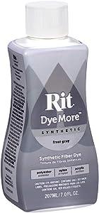 Rit DyeMore Liquid Dye, Frost Grey