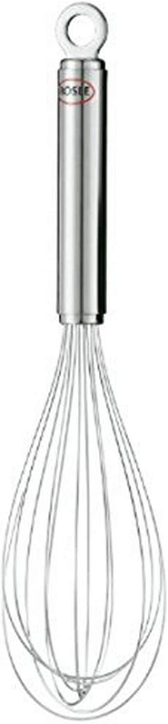 "Rosle 95601 Balloon Stainless Steel Kitchen Whisk, 12.6"", Multicolor"