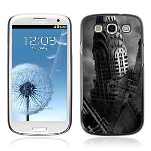 YOYOSHOP [Black & White Photograph] Samsung Galaxy S3 Case