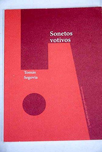 Sonetos Votivos (signed) Paperback – 2008
