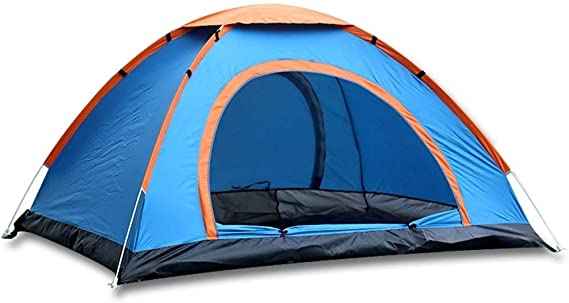 Sports God 3-Person Pop Up Tent