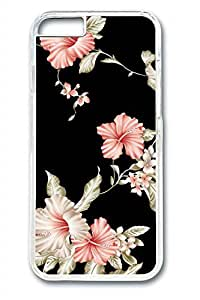 Decorative Pattern Of Oriental Style 4 Slim Soft Cover for iPhone 6 Plus Case ( 5.5 inch ) PC Transparent Cases hjbrhga1544