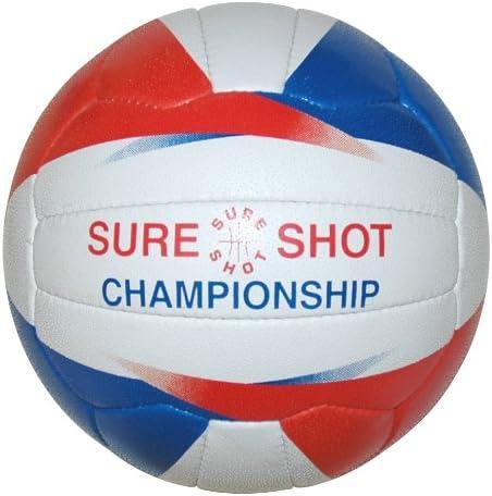 Sure Shot Girls Championship - Pelota de Netball para niña, tamaño ...