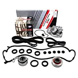 96 accord valve cover gasket - New ITM244WPVC (112 Teeth) Timing Belt Kit, Water Pump (GMB), & Valve Cover Gasket Set for F22B1 F23A VTEC