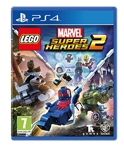 LEGO Marvel Superheroes 2 - Playstation 4 (Lego Marvel Super Heroes 2 Xbox 360)