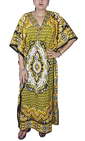 Womens Gorgeous Full Length Printed Traditional Style