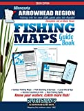 Minnesota - Arrowhead Region Fishing Map Guide