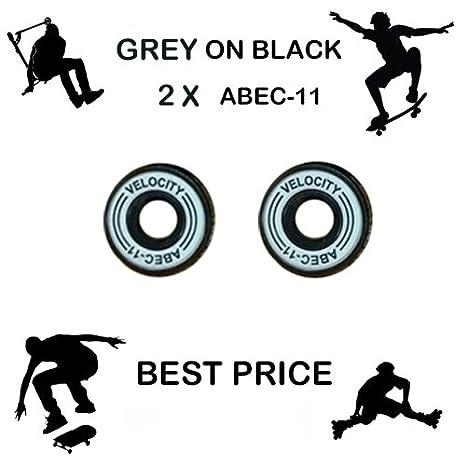 Nuevo Super giro negro óxido gris sellos 2 unidades ...