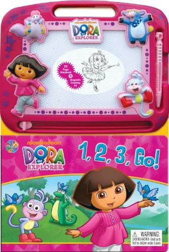 Dora the Explorer 1, 2, 3, Go! Learning